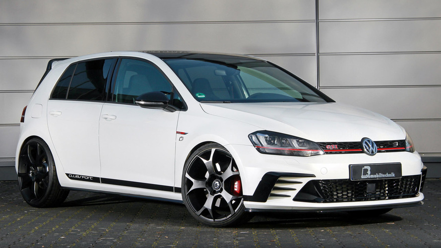 VW GTI Clubsport S coaxed into outputting 473 hp, 0-100 km/h in 4.5 sec