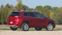 2017 Jeep Cherokee Overland: Review