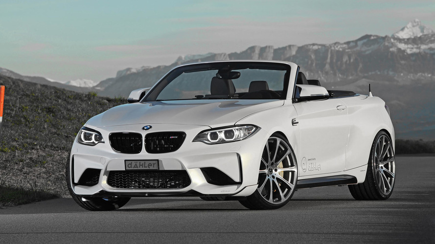Dähler built an M2 Convertible because BMW wouldn't