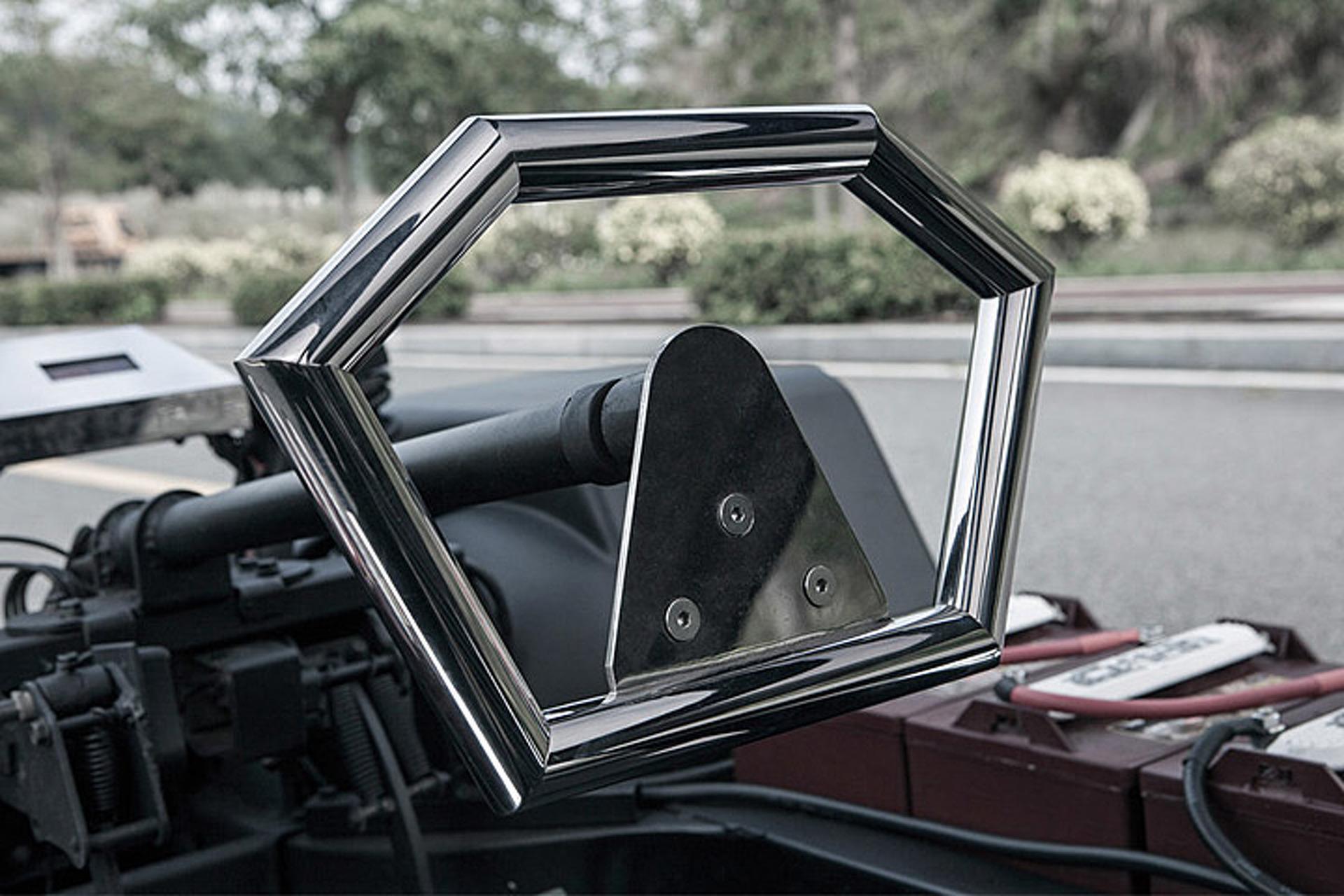 "A Shoe Company Created This Strangely Beautiful ""Lamborghini"" Concept Car"