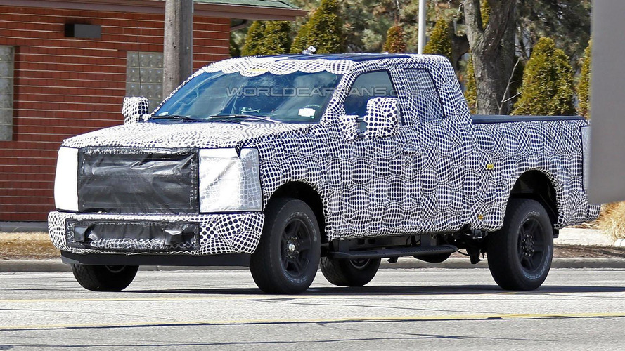2017 Ford Super Duty pickups to be unveiled in September