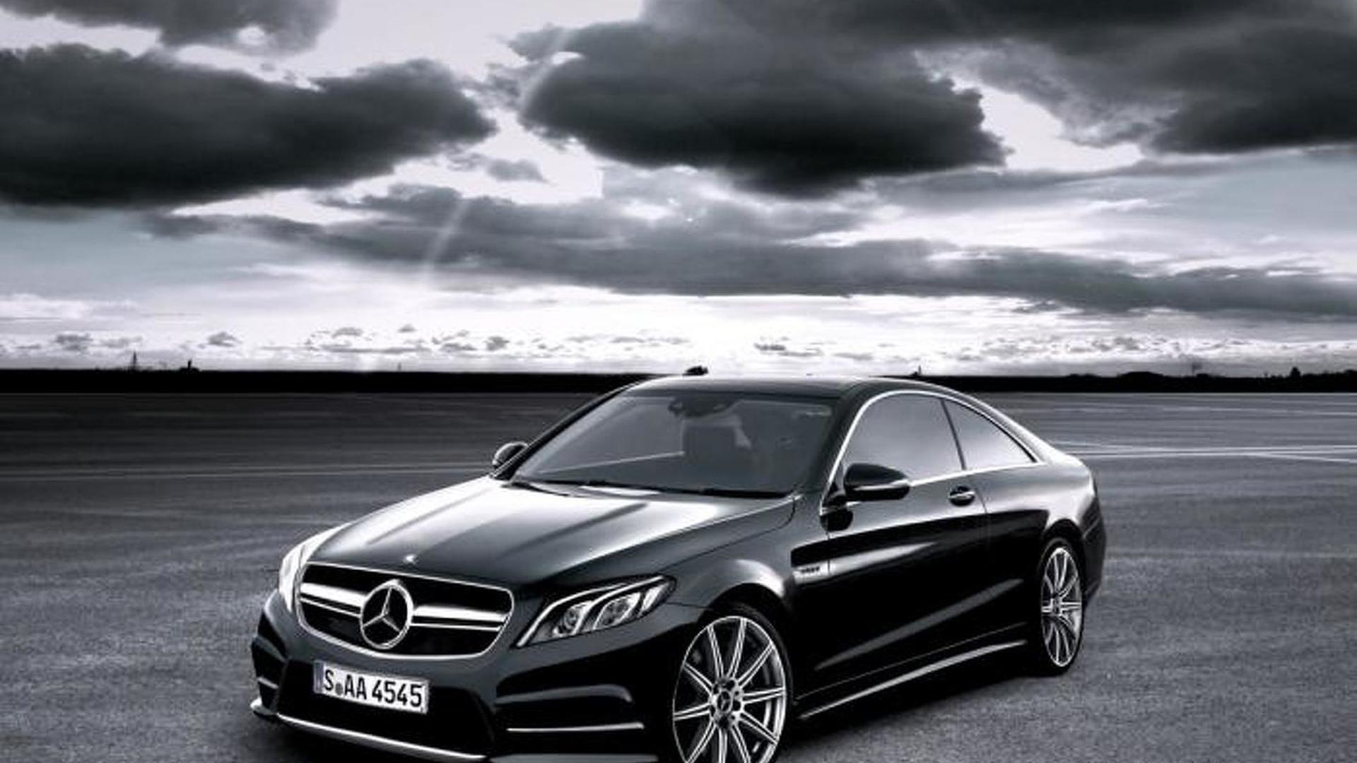 Wcf reader envisions next gen mercedes benz e class coupe for Mercedes benz e350 coupe