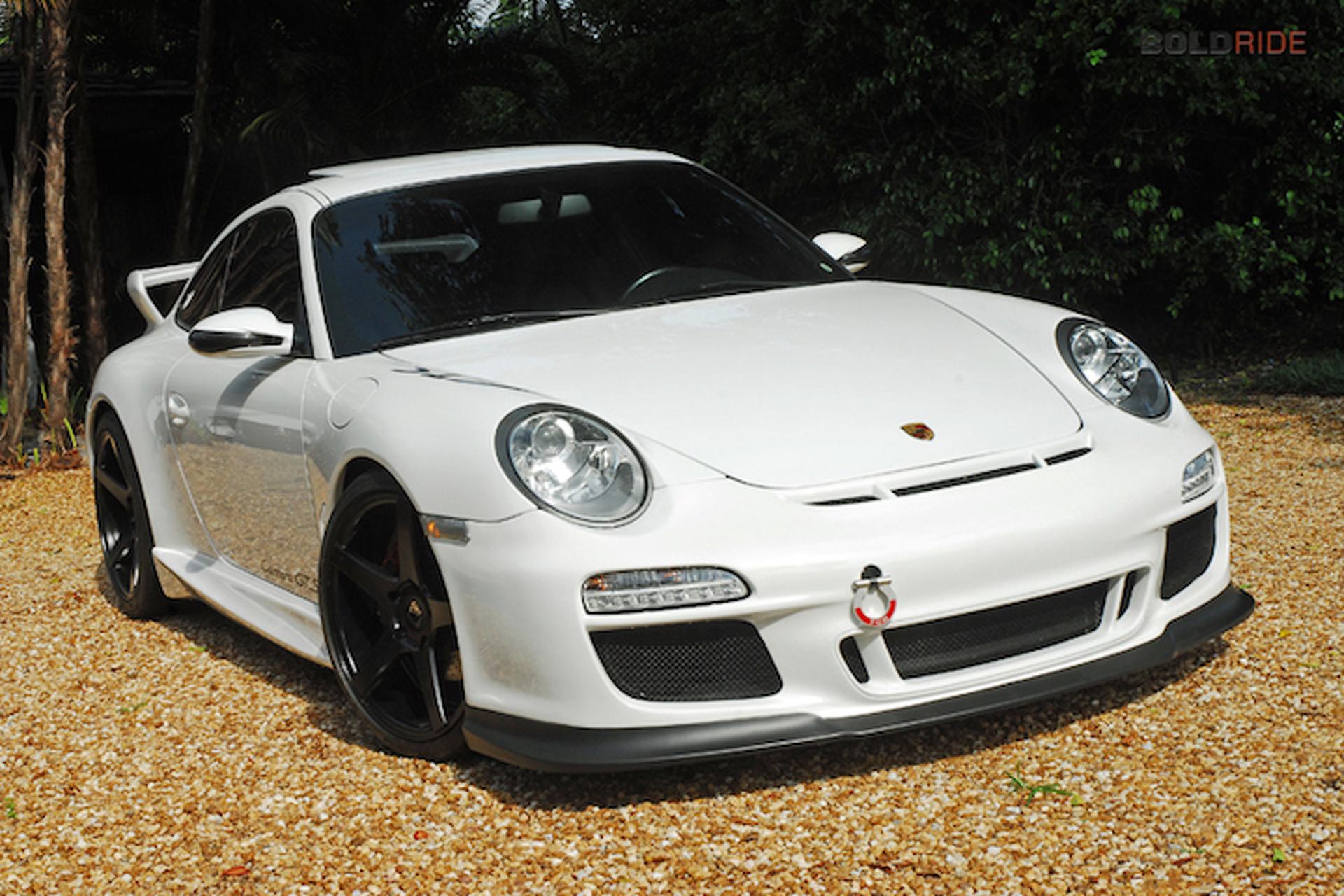 Custom Porsche 911 is a Perfect Tribute to Paul Walker