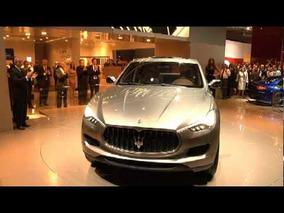 2012 Maserati Kubang - 2011 Frankfurt Motor Show Video