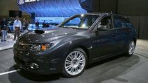 Subaru WRX-STi US Pricing Confirmed