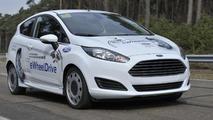 Ford Fiesta eWheelDrive prototype 26.4.2013
