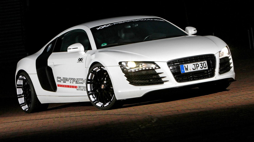 xXx Performance infuses more power into the Audi R8 4.2 FSI, up to 707 HP