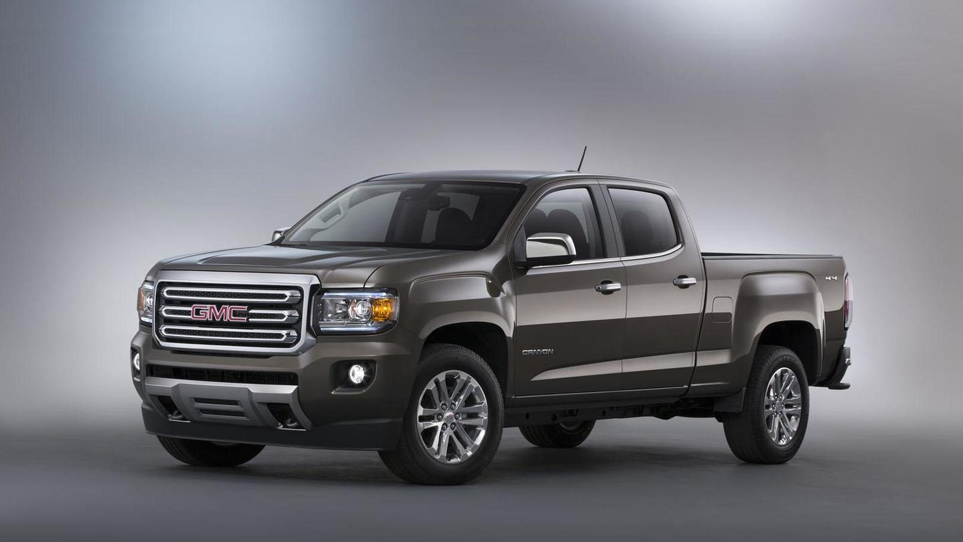 GMC Canyon Denali in the works