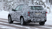 2014 BMW X5 spy photo 10.2.2012