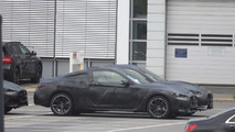 2017 Infiniti Q60 Coupe spy photo