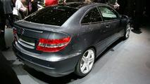 New Mercedes-Benz CLC Public Debut at Geneva