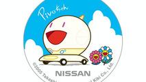 Nissan Pivo Concept at Tokyo Motor Show