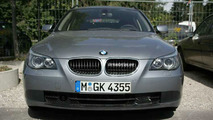 BMW Test New Turbo Engine