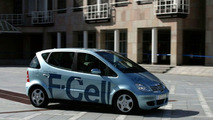DaimlerChrysler Puts More Fuel Cell Vehicles on Public Roads in Los Angeles