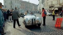 BMW 328 1999 Mille Miglia - time check