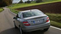 Mercedes Introduces C 350 CGI BlueEFFICIENCY