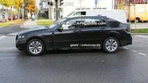 Spy photos of BMW PAS