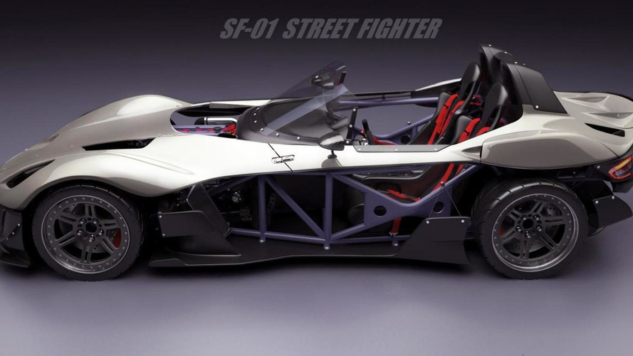 SF-01 Street Fighter wins Local Motors Design Challenge, could go into production
