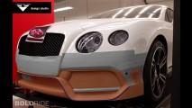 Vorsteiner Bentley Continental GT