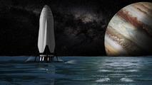 SpaceX Interplanetary Travel Video