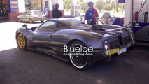 Pagani C9 Prototype Spied Testing In South Africa - 04.02.2010