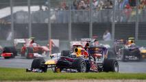 Red Bull not confirming brake failure for Vettel