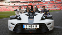 KTM X-Bow Selected for Race of Champions
