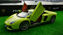 The only Lamborghini Aventador Miura Homage for Hong Kong costs $1.38 million