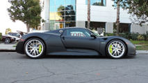 Porsche 918 Weissach without paint for sale [99 photos]