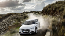 Audi A4 allroad quattro 3.0 TDI available on order in Europe