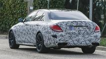 Mercedes-AMG E63 spy photo