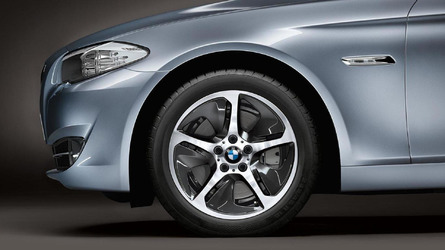 2012 BMW ActiveHybrid 5 pricing announced in Detroit