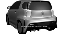 Sporty Toyota iQ revealed in patent drawings