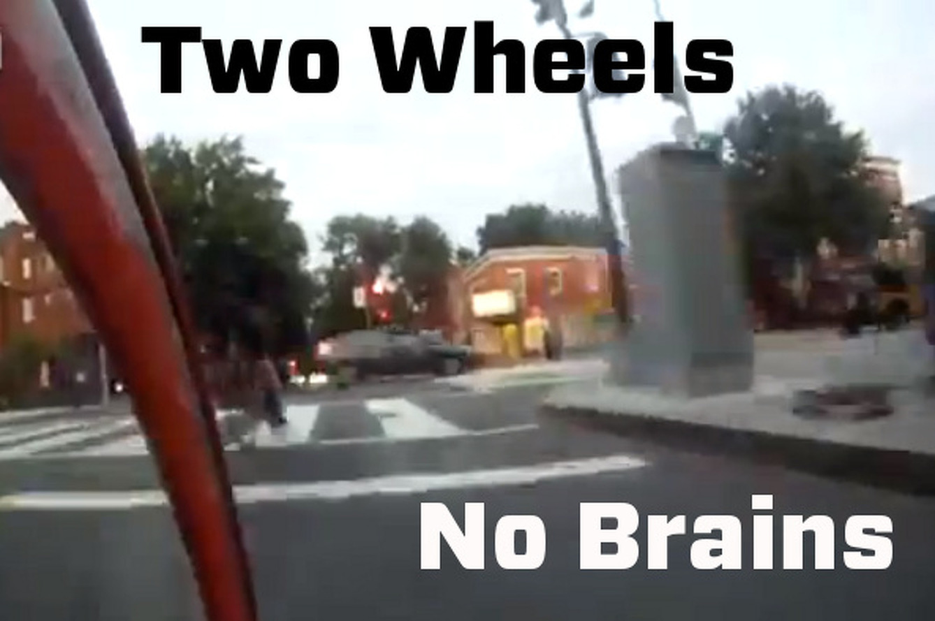 This Sums Up Everything Terrible About Cyclists [video]