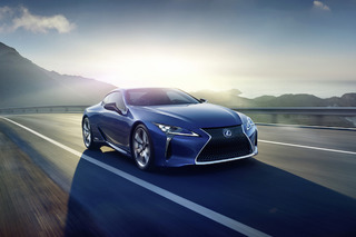 Lexus Just Built Its First Hybrid Sports Car—And It's Dramatic
