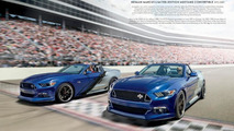 Neiman Marcus Ford Mustang unveiled with all-wheel drive & 700 bhp