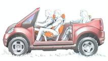 Cheap Air Fueled Car by 2008