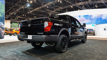 2017 Nissan Titan PRO4X with Accessories: Chicago 2017