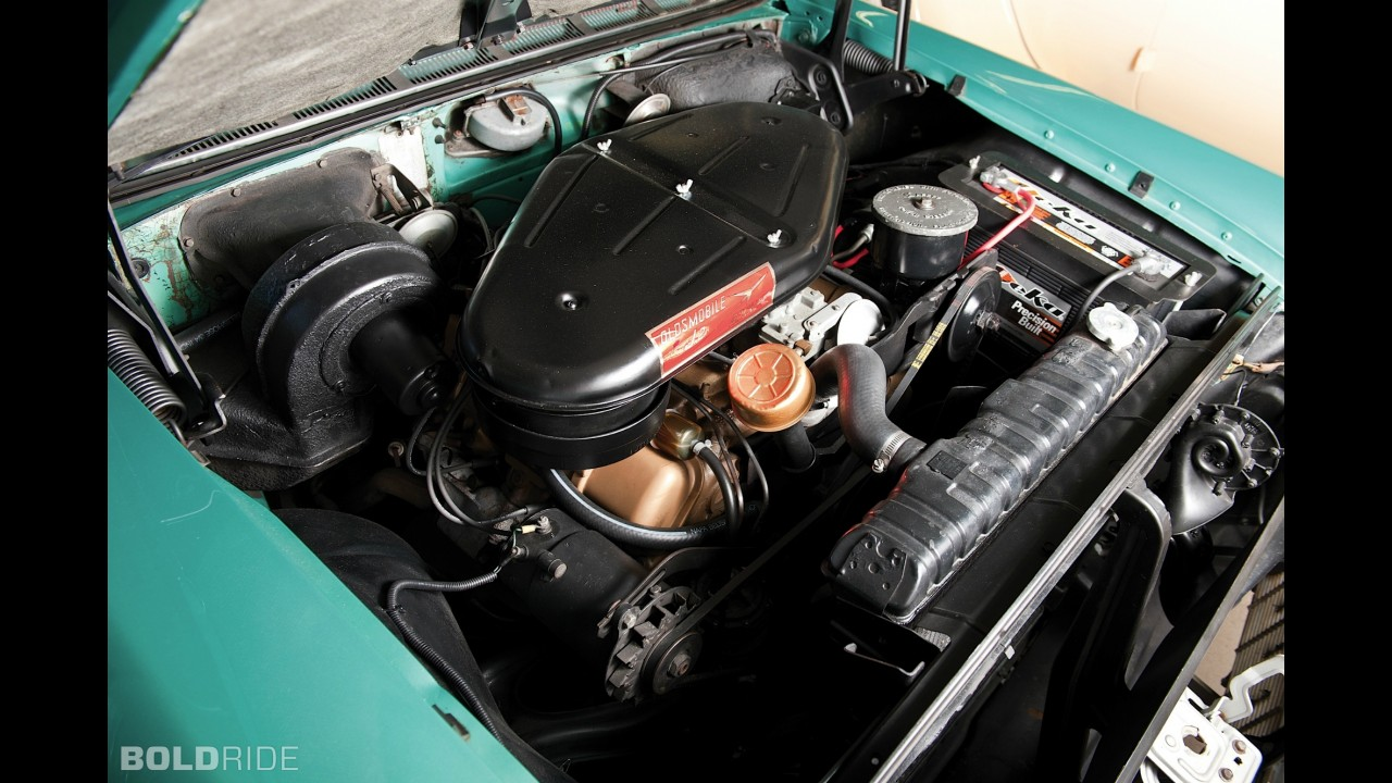 Oldsmobile Super 88 J-2 Convertible