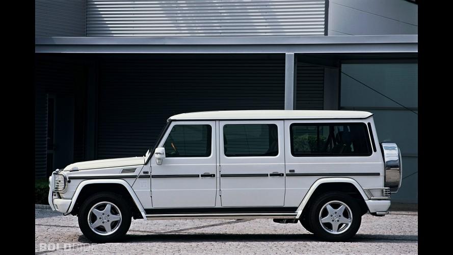 Mercedes-Benz G-Class XXL AMG
