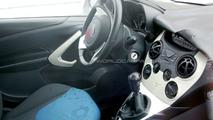 Ford KA on cold test