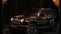 2014 Jeep Wrangler Dragon Edition announced