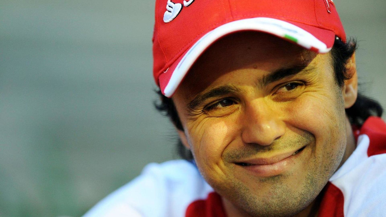 Felipe Massa 19.09.2013 Singapore Grand Prix