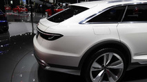 Audi Prologue Allroad concept at Auto Shanghai 2015