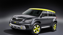 Skoda seven-seat crossover about to be green-lighted - report