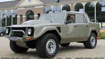 1989 Lamborghini LM002 in great condition on sale for 132,950 EUR [video]
