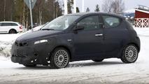 2015 / 2016 Lancia Ypsilon facelift spy photo