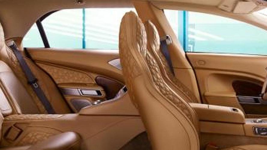 Aston Martin Lagonda first interior photos released