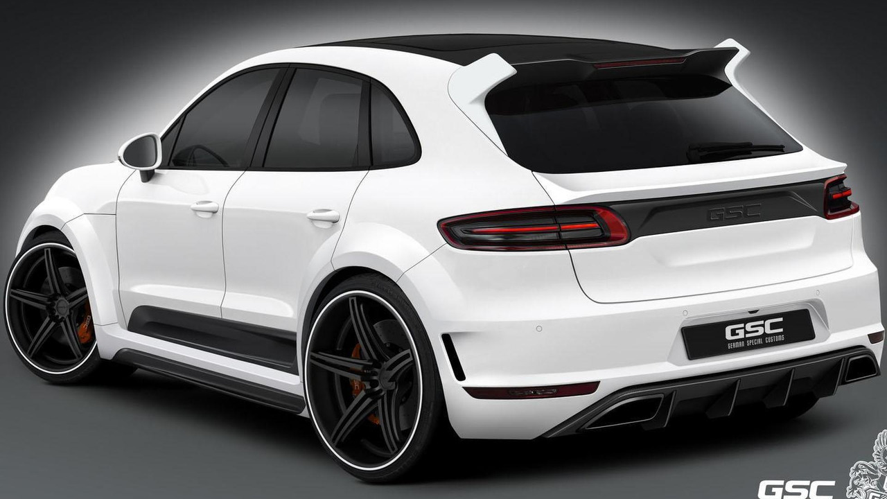 Porsche Macan by German Special Customs