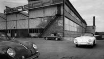 Porsche Celebrates 60 Years of Production in Stuttgart-Zuffenhausen